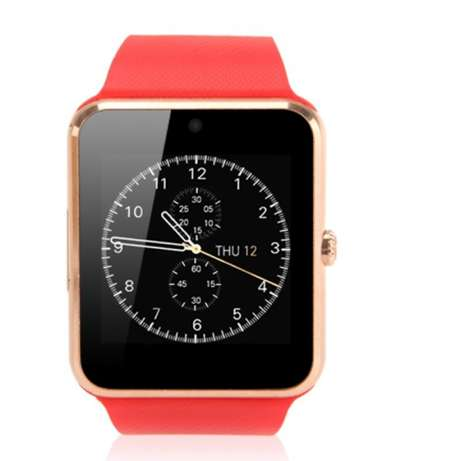 Red and gold smart phone watch Mbombela - image 2