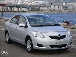 Toyota Belta Year 2010 Automatic Transmission 2WD Silver KCN Ksh 820K