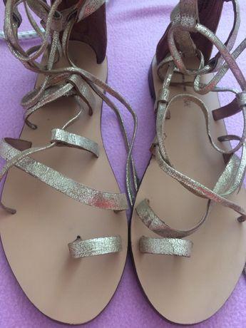 49177cf55bcf Босоножки H&M 36, 37 размер натур.кожа: 500 грн. - Женская обувь ...