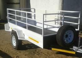 Trailer ready to go. Brand New
