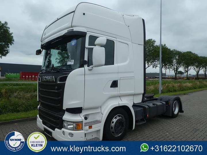 Scania R410 tl meb hubsattel - 2015