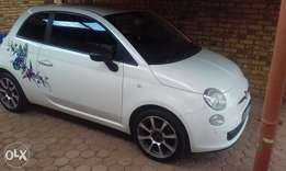 Fiat 500 for sale Lady driver