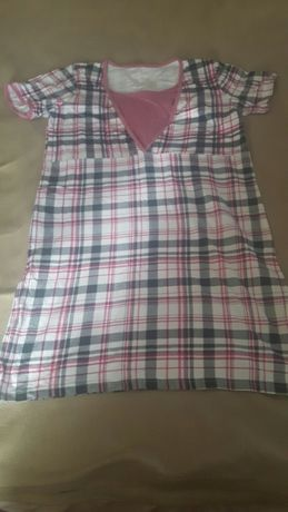 05385a7fa34e9e Koszula ciążowa, koszula do karmienia, koszula do szpitala. Orzesze - image  1