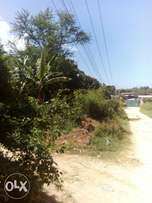 A prime plot (50by100ft)for sell bombolulu 4th row (mld-msa highway)6m