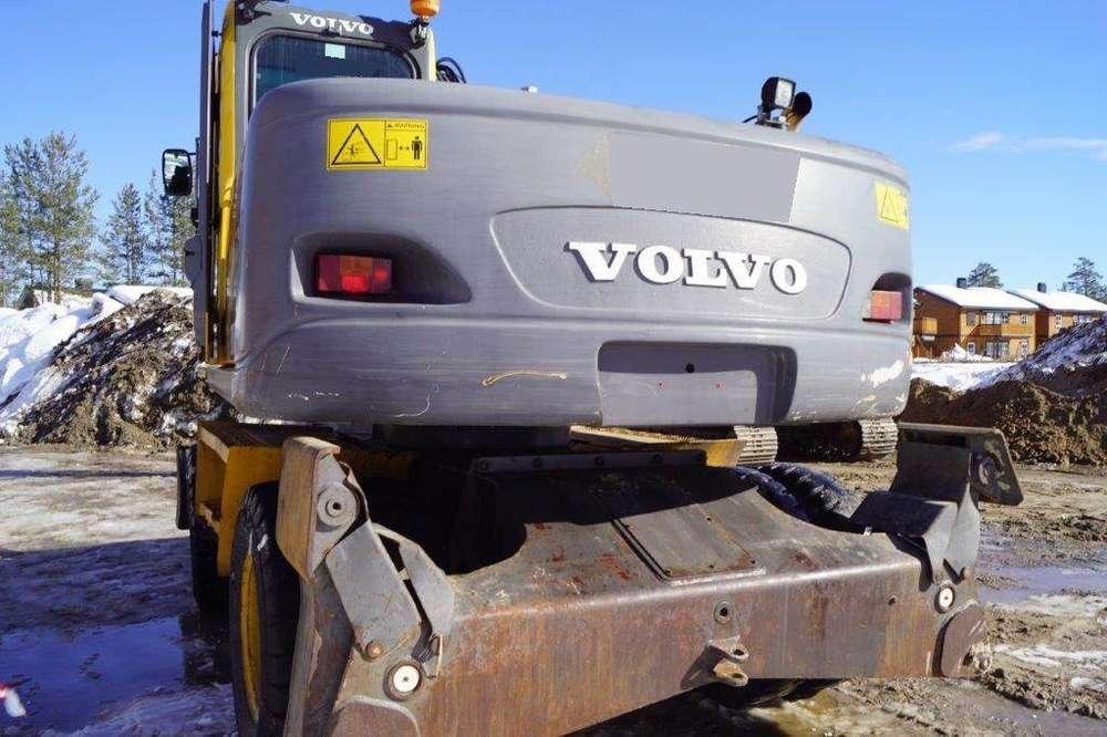 Volvo Ew160b - 2007 - image 6