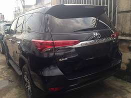 Toyota Fortuner EXR 2016 Model
