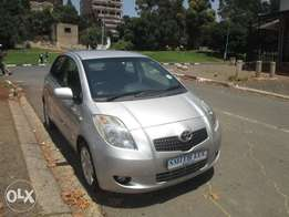 2006 toyota yaris t3 spirit automatic for sale