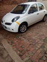 Am selling my nissan micra,the car is in good condition