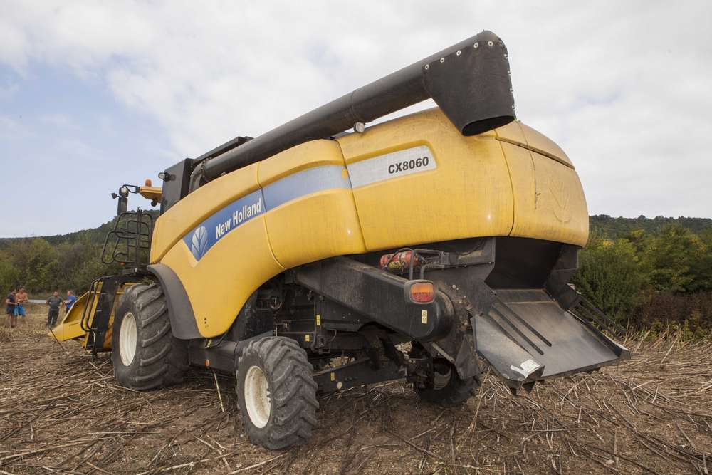 New Holland CX 8060 - 2008 - image 7