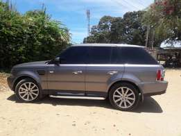 Range rover on sale