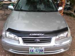 Neat Naija Used Toyota Camry 2002 Model At Give Away Price,