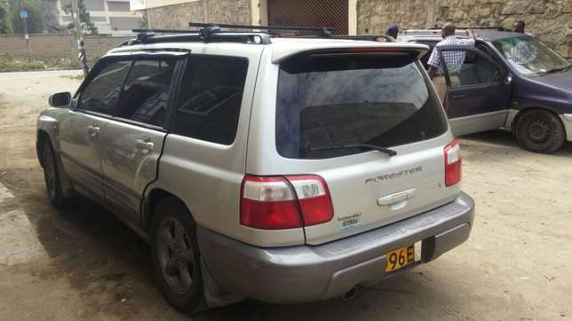 Subaru Forester Sf5 .Offer. Highridge - image 3