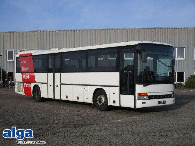 Setra S 315 Ul, Schaltung, 57 Sitze - 2000