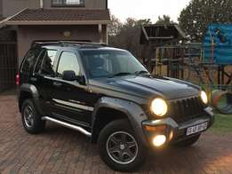 2003 Jeep Cherokee 3.7(A) 4x4 - Red River Edition