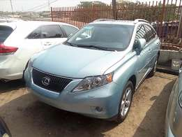 Foreign Used Lexus RX 2009