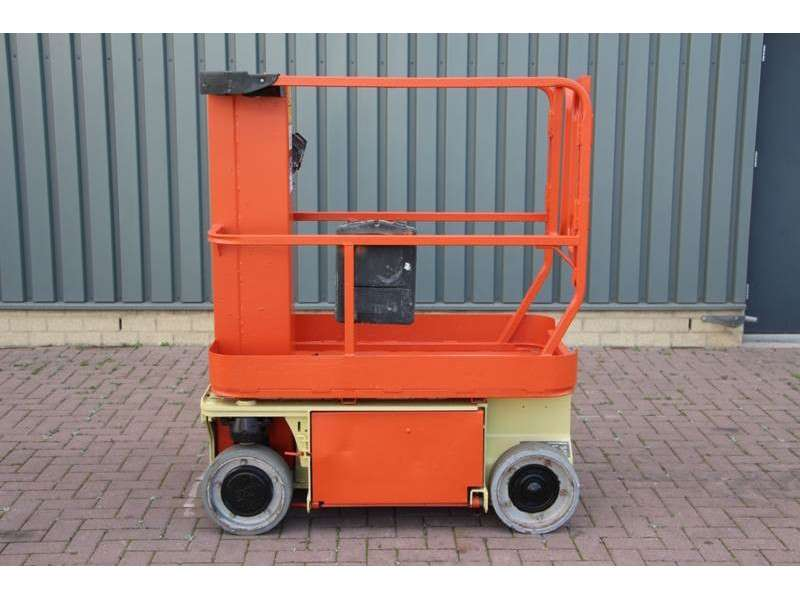 JLG 1230ES Electric, 5.6m Working height, Non Marking - 2007