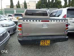 Toyota Hilux double cab used