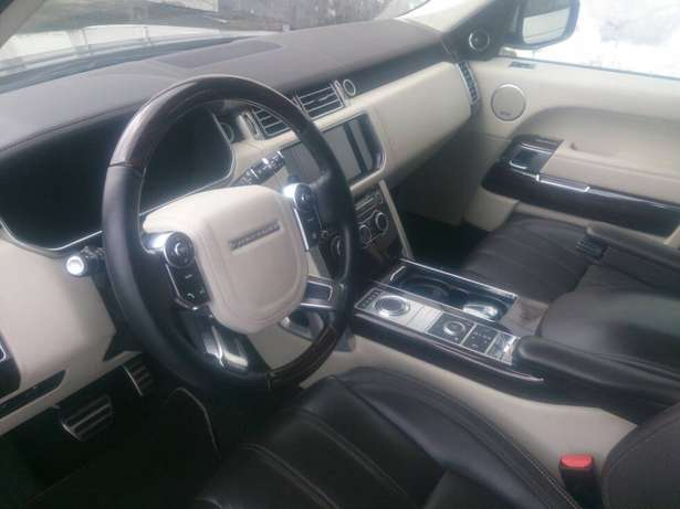 2014 Range Rover Autobiography in PHC Port Harcourt - image 2