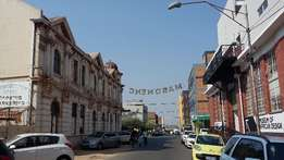 Loft apartment TO LET in Maboneng
