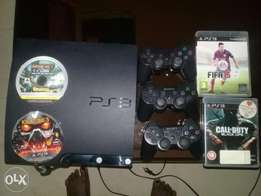 Fairly Used 500G ps3