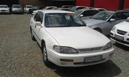 1999 Toyota Camry 200si manual call khalick