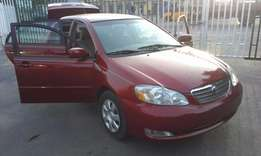 Super Clean 2006 Toyota Corolla Foreign Used