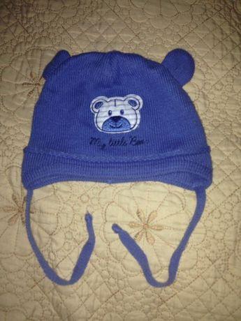 Осіння шапка  80 грн. - Одяг для новонароджених Озеро на Olx d98f69c043102