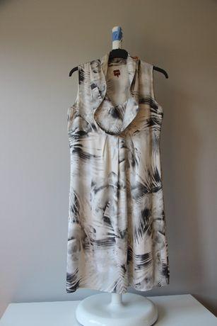 3e8d0aab3d sukienka J. nowa OLSEN r38 wesele komunia ciazowa Chodzież - image 2