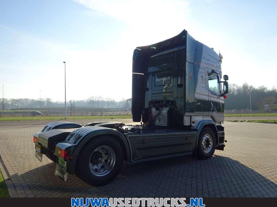 Scania R 520 Retarder + Hydrauliek - 2014 - image 4