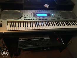 very clean fairly used casio wk-3200 in a very good condition