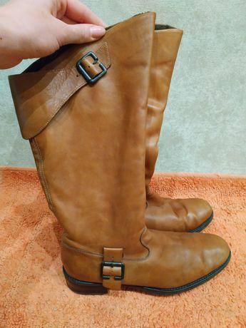 d1e9a1335 Женские демисезонные сапоги Rieker кожа: 210 грн. - Женская обувь ...