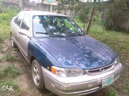used 2001/02 toyota corolla(1st body)