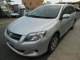 Toyota Fielder 2011 Extreamly Clean