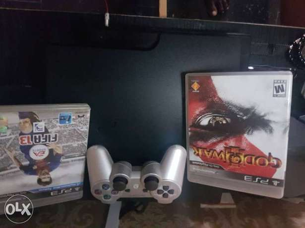 New edition ps3 with games Lekki - image 1