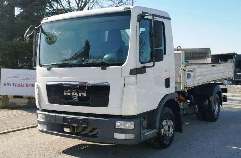 MAN Tgl 8.180 / Ahk / E5 / 8800kg - 2011