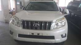 Toyota land cruiser Prado -2011model.