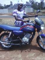 Selling my boxer bike 150cc kmdj 056E.75ksh
