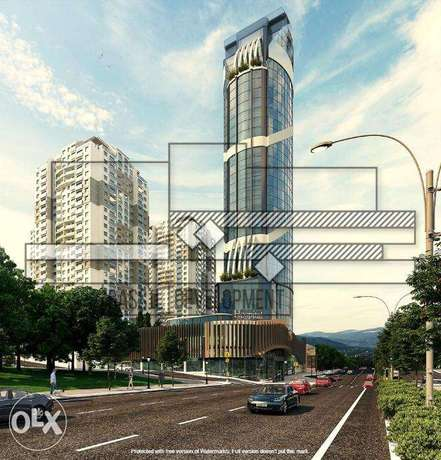 Luxurious Project in the Best Developing Area in Istanbul