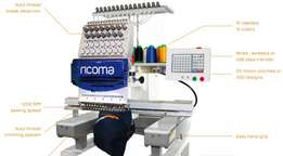 Ricomma RCM-1501TC-7S Computer Embroidery Machine Selling In Nigeria
