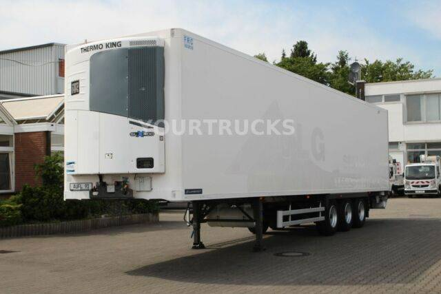 Lamberet Tk Slx 400/ Inox/ Liftachse/ Bpw - 2010