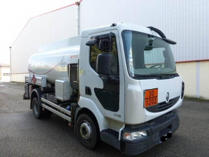 Renault Midlum 220.12 - 2009