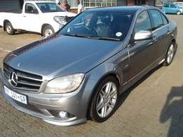 2009 Mercedes Benz C200 Kompressor