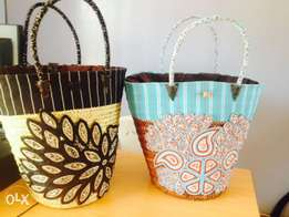 designed beads hand bags for ladies