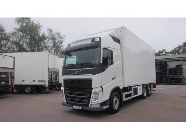 Volvo Fh - 2015