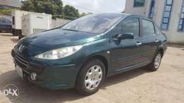 Peugeot 307 Sedan Nigeria Assembled with automatic gear transmission