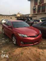 Tokunbo Toyota Camry sport 2014