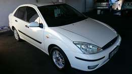 2003 Ford Focus 1.6 Sedan