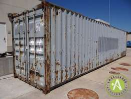 40Ft (12m) High Cube Shipping Container