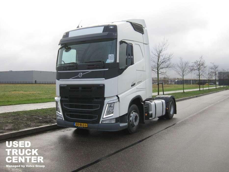Volvo FH 420 4X2 GLOBETROTTER EURO6 492.142 KM - 2015