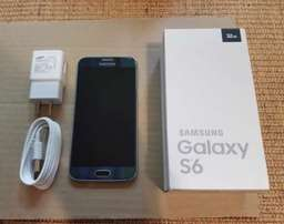 Samsung Galaxy S6 (SM-G920V) 32GB Black